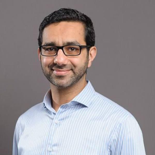 Associate Professor Sarosh Irani
