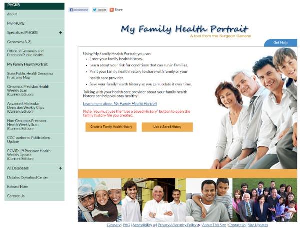 Family Health Portrait