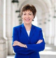 U.S. Senator Susan Collins (R-ME)