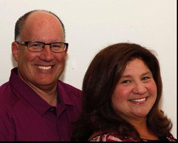 Judy Basler and Sheldon Feinberg