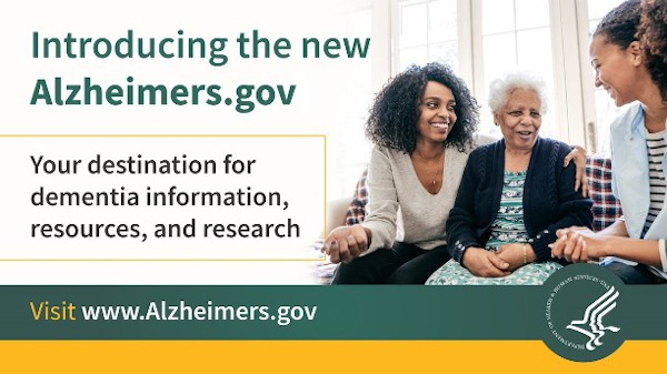 Introducing the new alzheimers.gov